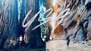 USA Road Trip Adventure 2018 (Travel Video)