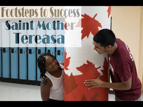 Profile: Footsteps to Success (St. Mother Teresa)