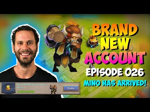 NEW ACCOUNT Episode 26: MINOTAUR Has Arrived