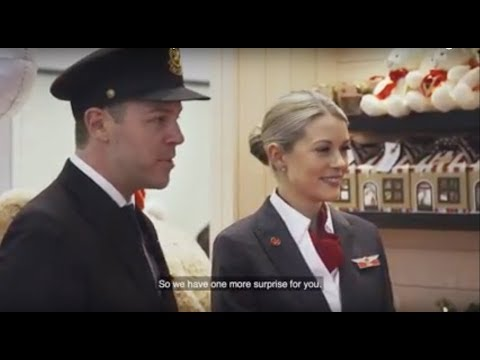 Air Canada: Welcome Home for the Holidays