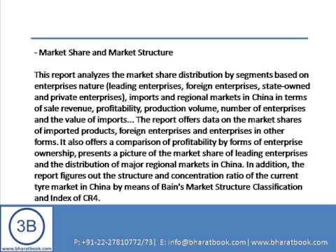 Bharat Book Presents : China Tyre Market Report