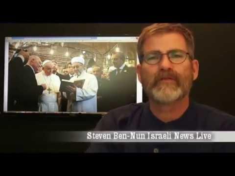 een belangrijke gebeurtenis in jeruzalem
