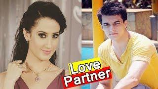 Real Life Partner of Ishq Mein Marjawan Actor