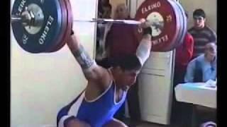 snatch165kg(85kg)