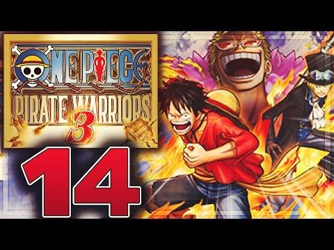One Piece Pirate Warriors 3 Walkthrough Part 14 | Ch.3 Ep.4 Adventure on Ghost Island