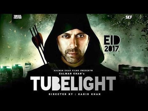 Salman Khan TUBELIGHT Movie Trailer 2017  | Coming Next EID 2017