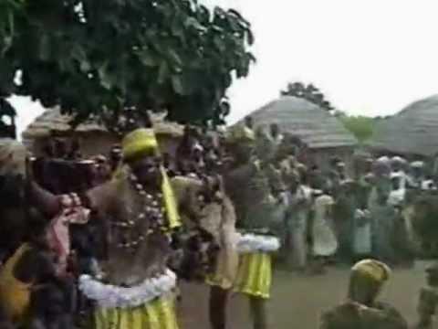 Bamaya, cultural dance from ghana, Tamale