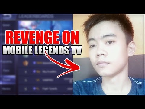 THE KID BULLIED BY MOBILE LEGENDS TV IS FINALLY LEVEL 20 IN MOBILE LEGENDS