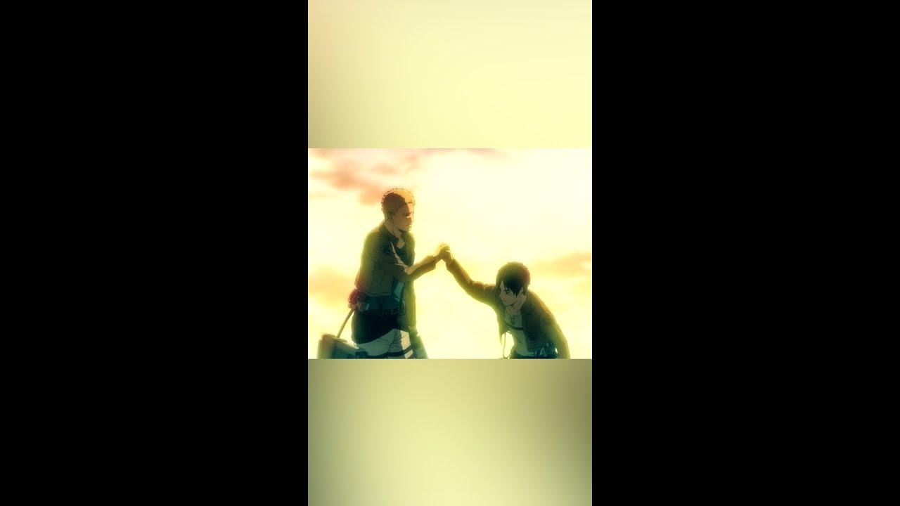 #shorts Eren&Reiner - We are the same