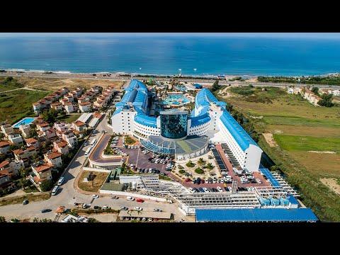 Crystal Admiral Resort & Spa Antalya Side Tanıtım 2019