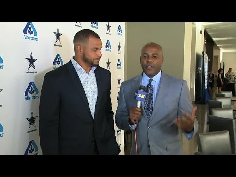 Dak Prescott Talks About Recent Life Changes