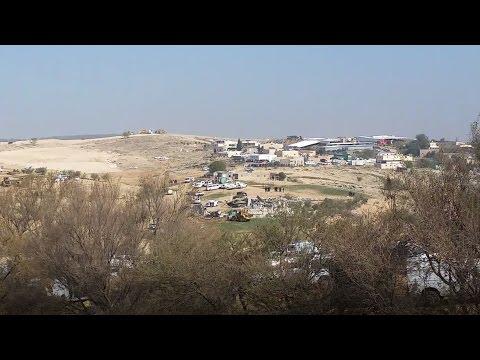 Demonstrator Against Demolition of Bedouin Village Challenges Account of Israeli Police Shooting