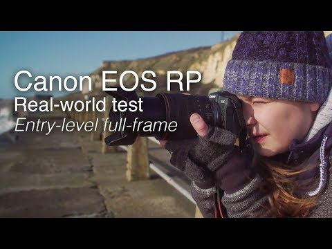 The Canon EOS RP is an affordable full-frame mirrorless camera   Hands-on field test