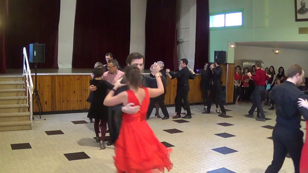 danse de salon inter tango avec ophelie villeneuve danse le printemps 2017 odeya youtube. Black Bedroom Furniture Sets. Home Design Ideas