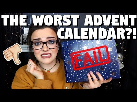 ARE THEY SERIOUS?! Sephora Advent Calendar Unboxing| Is It Really that BAD? | Wish Upon A Star