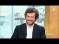 Interview et portrait de Guillaume Canet