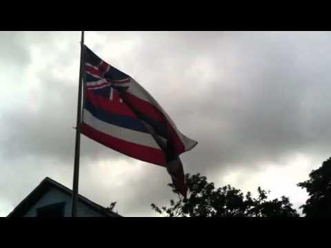 Hawaiian Flag