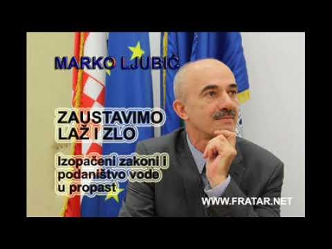 Marko Ljubić - Zaustavimo laž i zlo