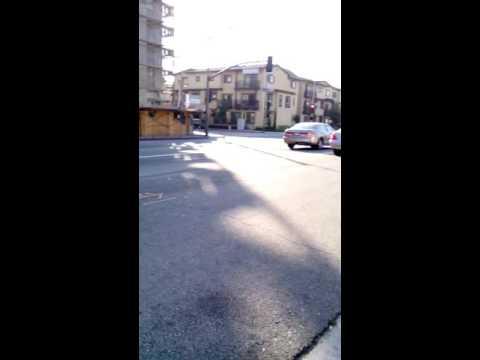 increased densification round rail stations, san fernando road at alice LA
