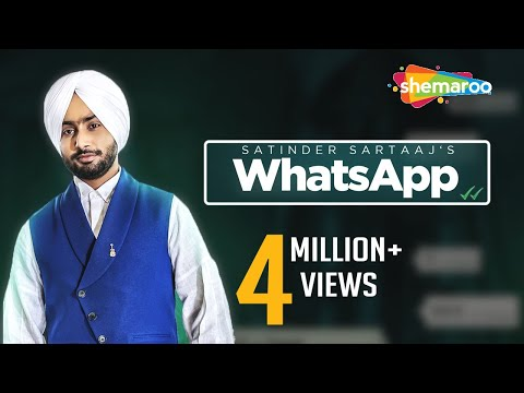 Whatsapp :  Satinder Sartaaj  New Punjabi Songs  Jatinder Shah  Latest Punjabi Songs