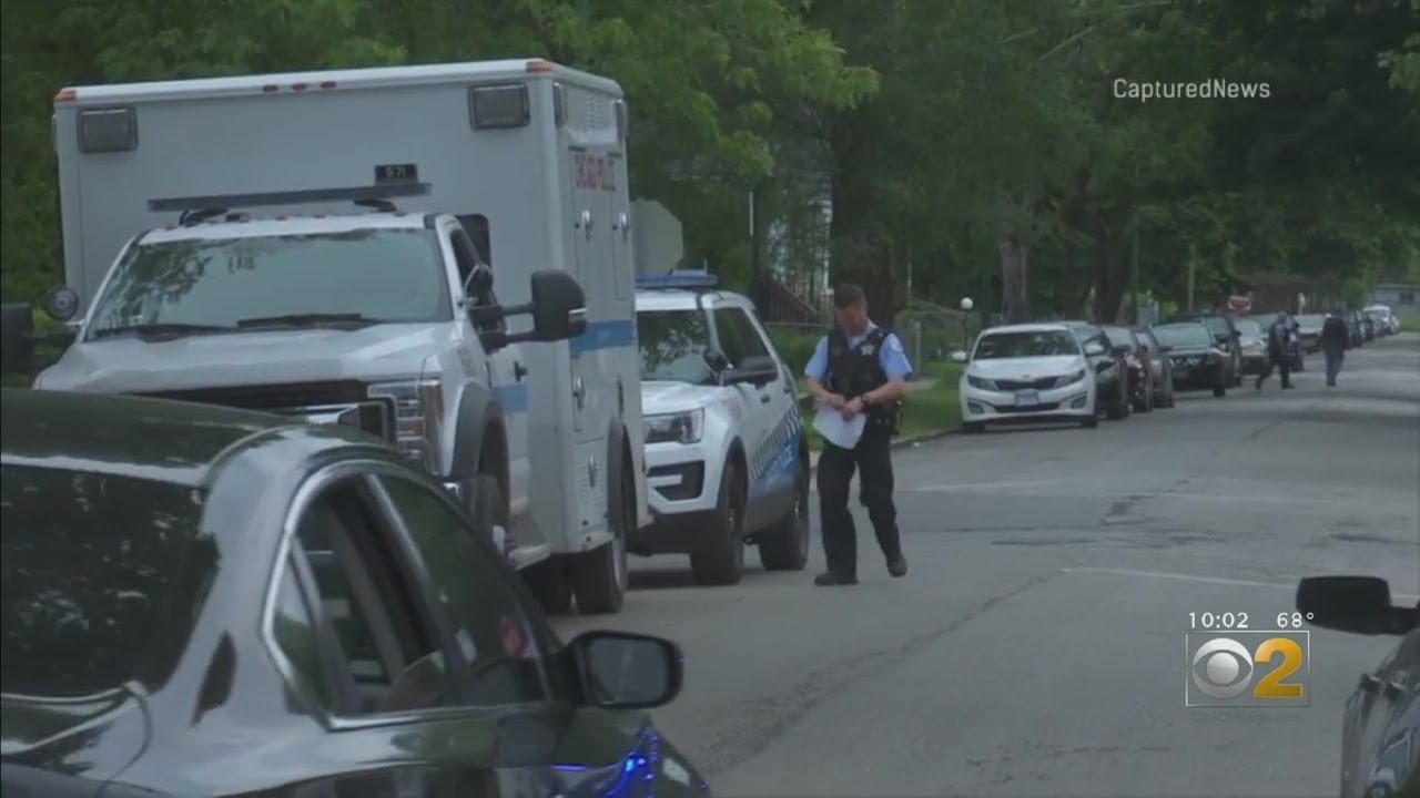 Roseland Residents React To Shooting Of 12-Year-Old Boy