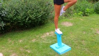 4 Cheer DIYs (Stunt Stand, Cheer Bow, and MORE) | TheCheernastics2