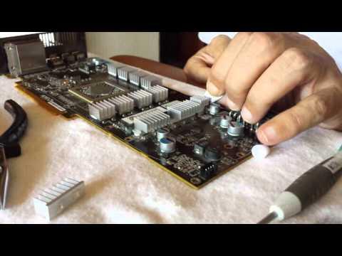 Instalación Arctic Cooling Accelero Xtreme III Radeon HD 6970