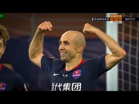 Qingdao Huanghai 0 - [3] Chongqing Lifan - Adrian Mierzejewski goal 71'