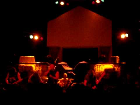 War of Ages - All Consuming Fire *AWESOME QUALITY* (Live, 5/8/2010, Pittsburgh PA)