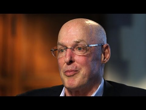 Hank Paulson on bigger dangers than financial crisis