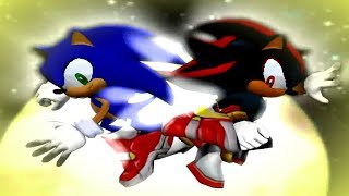 COMPETITIVE SONIC ADVENTURE 2