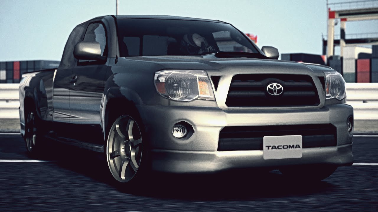 gt6 toyota tacoma x runner 39 04 exhaust comparison. Black Bedroom Furniture Sets. Home Design Ideas