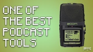 Zoom h2n Podcast Mic Review & Test