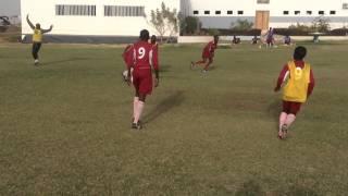 Génération Foot Entrainement des U13