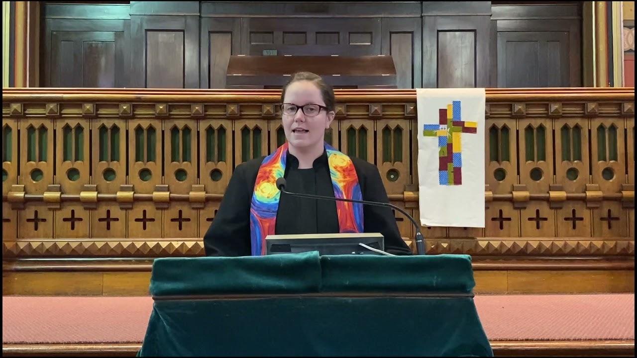 The Journey | First Parish Sermon April 25, 2021