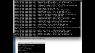 SDN Contrail control node, config node and compute node in single box installation on laptop