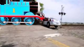 Thomas The Tank Engine Involved In horrific Accident | Gone Wrong | Gone Sexual