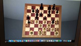 The a.i. cheat playing chess