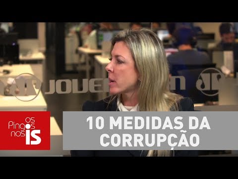 Joice: Só Novo Congresso Pode Votar 10 Medidas Da Corrupção, Diz Procuradora