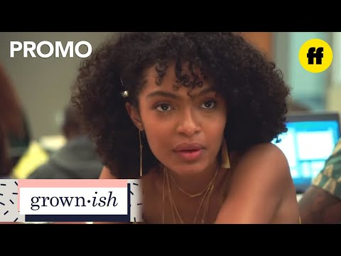 "grown-ish | season 1, episode 5 promo: ""c.r.e.a.m. (cash rules everything around me)"" | freeform"