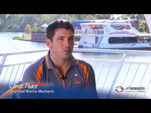 All Seasons Houseboats Mildura Maintenance Program
