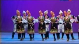 Bulgarian dance - Igor Moiseyev Ballet /  Български танц - балет Игорь Моисеев