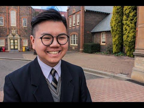 International Students in Australia - Alex Ng from Hong Kong