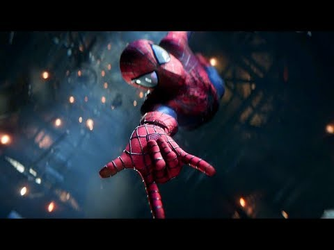 Gwen Stacy's Death Scene - The Amazing Spider-Man 2 (2014) Movie CLIP HD