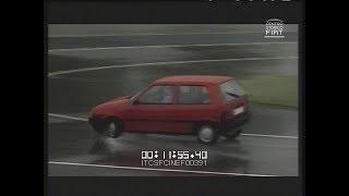 FIAT Uno (Nuova Uno - schede tecniche) \ 1989 \ ita (L) - mus-sfx (R)