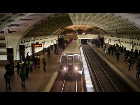 Washington, D.C. Metro shut down for inspections