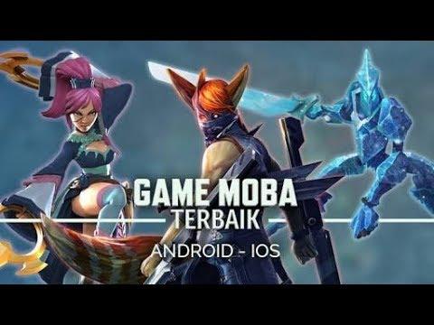 AWAS KETAGIHAN!!! 15 TOP GAMES (MOBILE MOBA) 2018 ANDROID/IOS + LINK APK