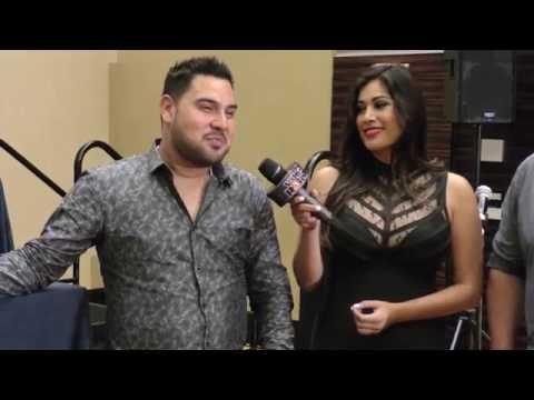 Carla Soto Entrevista a Banda MS!