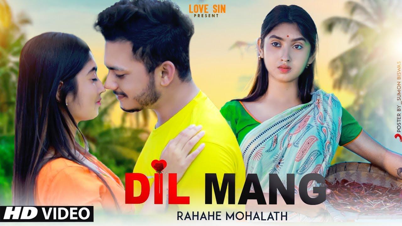 Dil Maang Raha Hai ||Cute Romantic Love Story  || Ft. Ripon & Priyasmita || Love sin Present