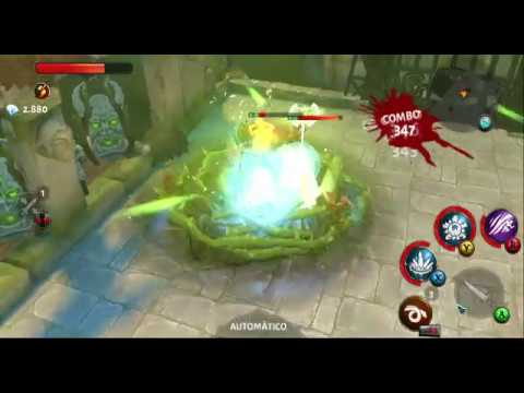 Dungeon Hunter 5 *Sombriu* ( 1SOMBRIU X  1JUANNY